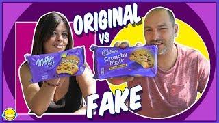 Original Food vs Fake Food | COMIDA ORIGINAL vs COMIDA FAKE | Momentos Divertidos