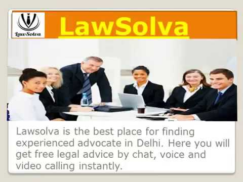 How to Get Free legal Advice online - Lawsolva