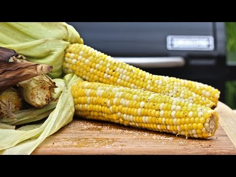 Camp Chef Smoked Sweet Corn