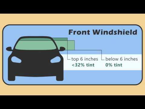 Window Tint Laws