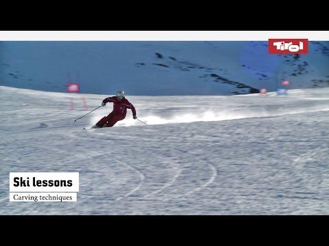 Ski lessons: Carving techniques | Online ski course