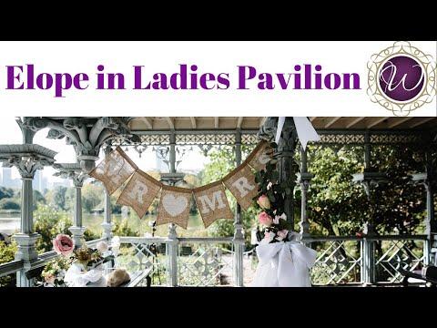Ladies Pavilion Wedding in Central Park