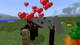 Simply Horses 152 Mod For Minecraft How To Tame Breed Ride And Attach