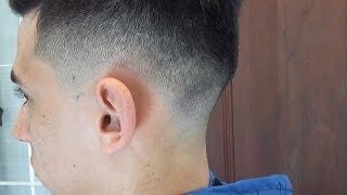 Cómo hacer un corte difuminado paso a paso