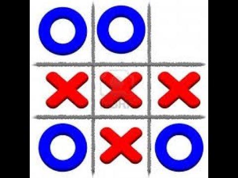 How To Make Tic-Tac-Toe Game | CMD | Command Prompt (Hindi)  | Rikku Bhai |