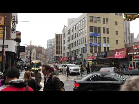 dreary Friday on Jay St, Brooklyn, New York (4-27-18)