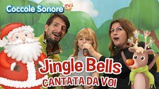 Jingle Bells - Cantata dalle famiglie italiane - Canzoni per bambini di Coccole Sonore