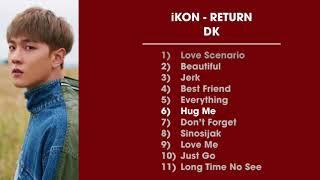 All IKON MV But Everytime DK Sings it Slows Down