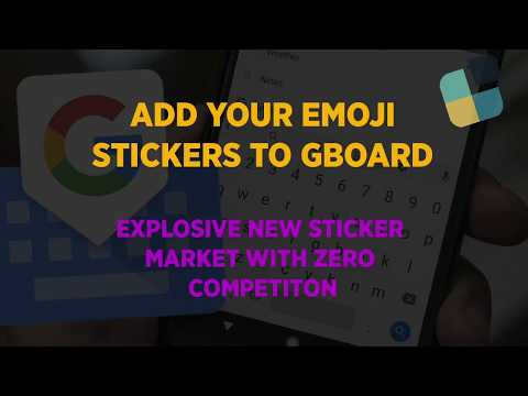 Add Your Own Emoji Sticker Packs To Gboard - Bluecloud Solutions