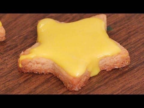 Vegan Sugar Cookies Recipe - Christmas Cookies - Santa Claus Cookies