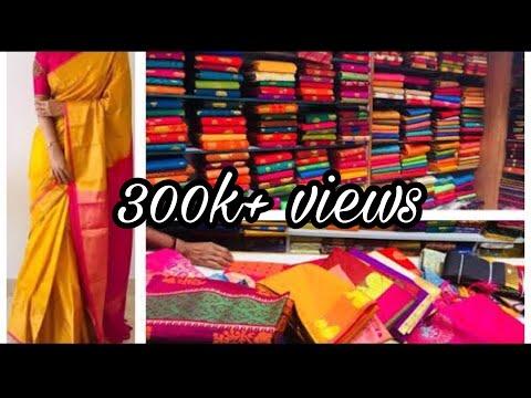 Pothys Silk Saree Collection - Pothys Aadi Sale - Buy 1 Get