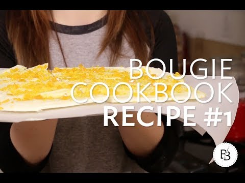 Butter Rum Candy | Bougie Holiday Cookbook | Taste Testing Recipe #1