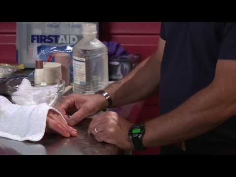 First Aid Tips : How to Treat Frostnip