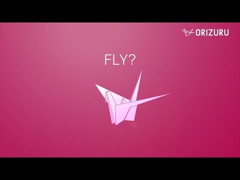 Orizuru Flying Crane
