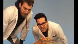 Download Rhett and Link's Dec 20th Instagram Story Video