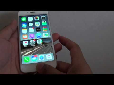 iPhone 6: How to Enable / Disable Text Messages Send as SMS