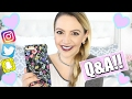Q&A!! My Awkward First Date, Being 'Shipped, Asexuality, Schooling and Singing   Ask Kimberly