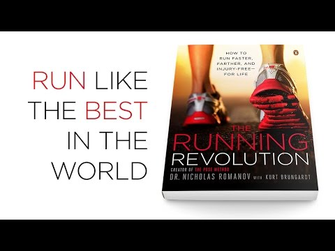The Running Revolution - Improve your running form - Run like the best in the world.