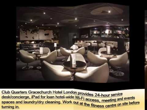 Club Quarters Gracechurch | London Hotel Ideas With Information & Picture Collection