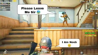 Pretending To Be Noob | Pubg Mobile Me Teacher | Gaming Guru