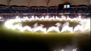 PSL Closing Ceremony Fireworks Qadafi Stadium Lahore 2017