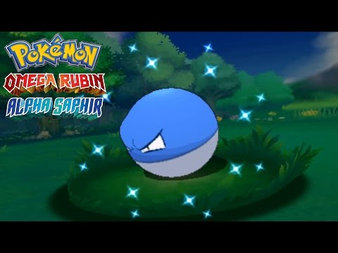 Shiny Chaining Tutorial ORAS - Shiny Pokemon fangen in Pokemon Omega Rubin/Alpha Saphir