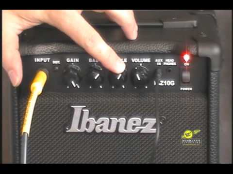 Ibanez IBZ10G Review: George's Music