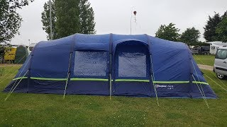 Putting away a Berghaus Air 8 (or any inflatable tent)