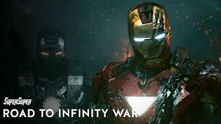 Road to Infinity War: Episode 3 | Iron Man 2
