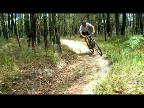 MTB Skills - Off Camber Corners