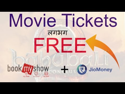 [Hindi]How to get Free Movie Tickets | Latest Trick Bookmyshow 2017