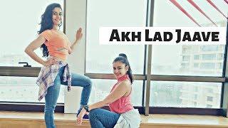 Akh Lad Jaave I Loveratri  Team Naach Choreography