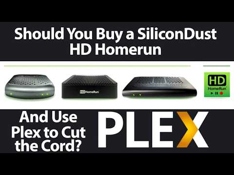 Should You Use Plex and the SiliconDust HD Homerun to Help Cut the Cord? A RoXolid Review & Tutorial