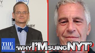 Lawrence Lessig: Why I'm suing the New York Times for their fake Epstein headline