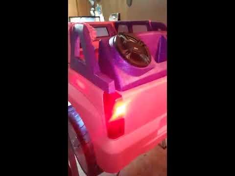 custom power wheel cadillac escalade