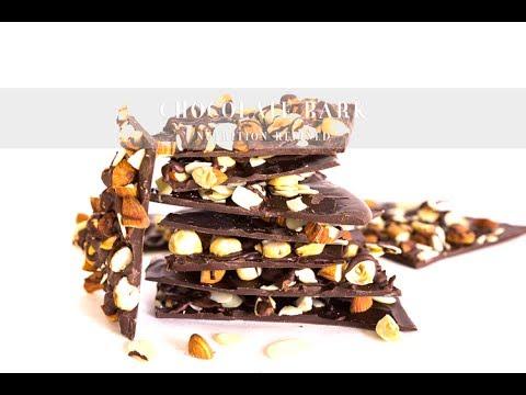 Raw (Tempered) Chocolate | Vegan, Paleo