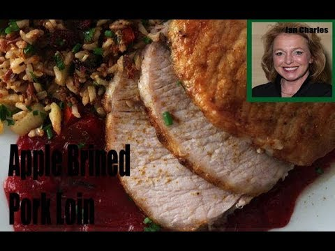 Apple Brined Pork Loin Recipe How To Apple Brine Pork Loin Recipe For