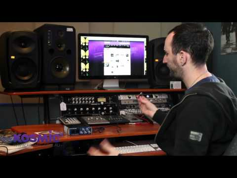 How to set up your audio interface and record audio