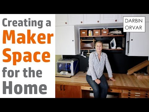 How To Create an Amazing Workspace in the Home
