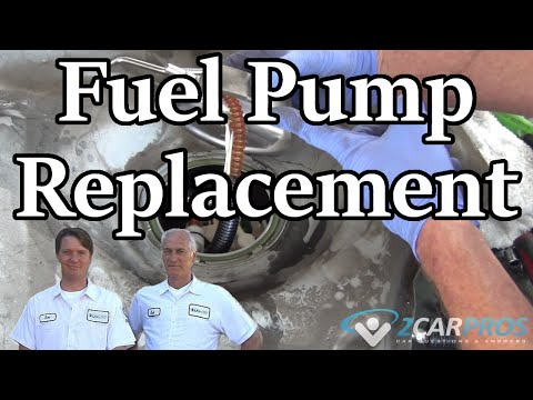 HOW TO REPLACE A FUEL PUMP IN 90 MINUTES! - Ford Focus 1999-2007