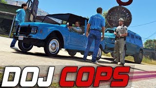 Dept  of Justice Cops #278 - Impersonators (Criminal
