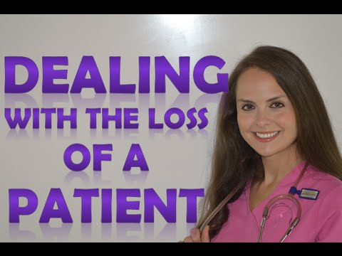 How to Deal with the Loss of a Patient as a Nurse | Coping with Death in Nursing