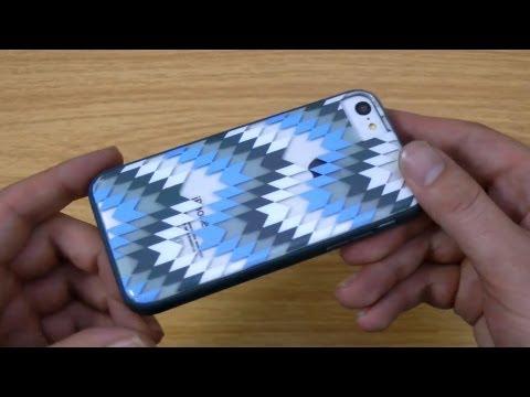 X-Doria Scene Plus Apple iPhone 5C Case Review - Tribal HD