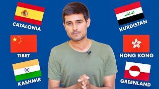Azadi   Kashmir, Hong Kong, Catalonia Separatism   Explained by Dhruv Rathee