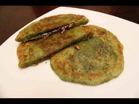 How to Make Green Tea Pancake (녹차 호떡)