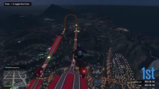 Grand Theft Auto V EPIC CUNNING STUNTS FAIL