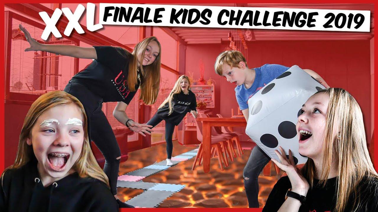 XXL FINALE Kids Challenge 2019 - Dit is de Familie Meerschaert