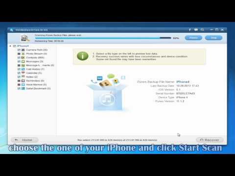 How to Restore Contacts after iOS 6 Upgrade