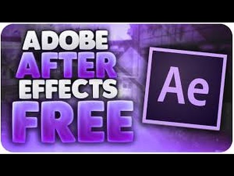 adobe after effects cs6 free download trial version for windows 7