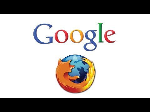 How to make Google your default search engine in Firefox